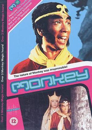 Monkey: Vol.4 Online DVD Rental