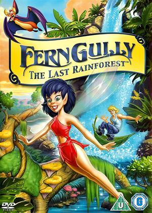 Rent Ferngully the Last Rainforest Online DVD Rental
