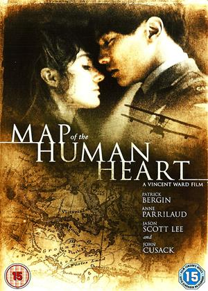 Map of the Human Heart Online DVD Rental