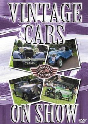 Rent Vintage Cars on Show Online DVD Rental