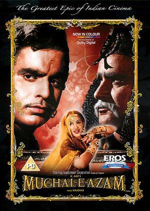 Mughal E Azam Online DVD Rental