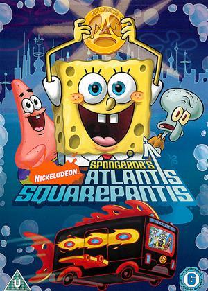 Rent Spongebob: Atlantis Squarepantis Online DVD Rental