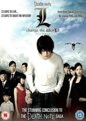 Death Note: L Change the World Online DVD Rental
