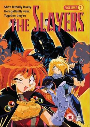 Rent The Slayers: Vol.1 Online DVD Rental