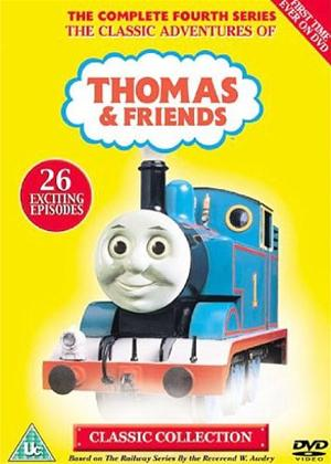 Rent Thomas and Friends: Series 4 Online DVD Rental