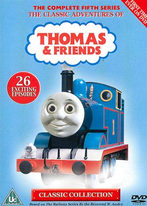 Rent Thomas and Friends: Series 5 Online DVD Rental