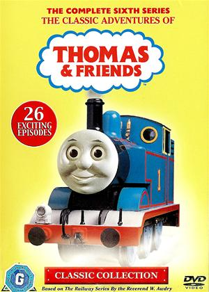 Rent Thomas and Friends: Series 6 Online DVD Rental