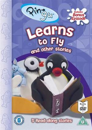 Pingu: Pingu Learns to Fly and Other Stories Online DVD Rental