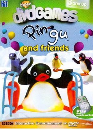 Pingu and Friends Online DVD Rental