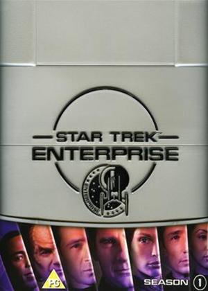 Star Trek: Enterprise: Series 1 Online DVD Rental