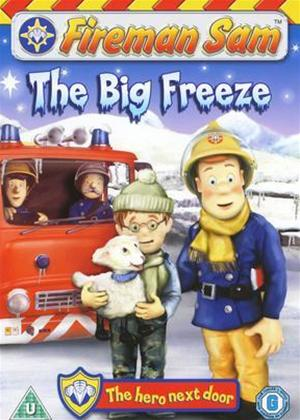Fireman Sam: The Big Freeze Online DVD Rental