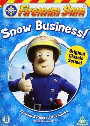 Rent Fireman Sam: Snow Business Online DVD Rental