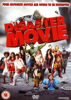 Disaster Movie Online DVD Rental