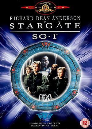 Rent Stargate SG-1: Series 3: Vol.9 Online DVD Rental