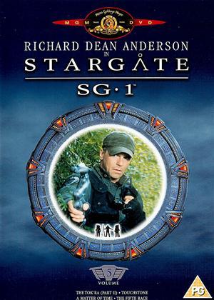 Rent Stargate SG-1: Series 2: Vol.5 Online DVD Rental