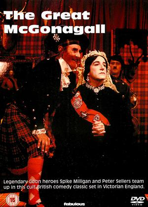The Great McGonagall Online DVD Rental