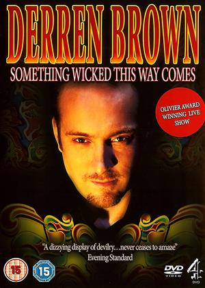 Rent Derren Brown: Something Wicked This Way Comes Online DVD Rental