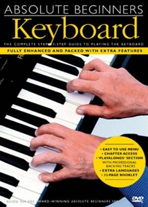 Rent Absolute Beginners: Keyboard Online DVD Rental