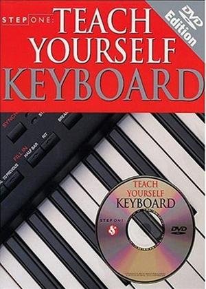Rent Teach Yourself Keyboard: Step One Online DVD Rental