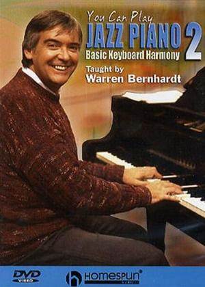 You Can Play Jazz Piano 2: Keyboard Harmony Online DVD Rental