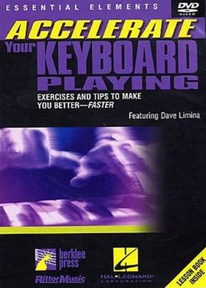 Rent Accelerate Your Keyboard Playing Online DVD Rental