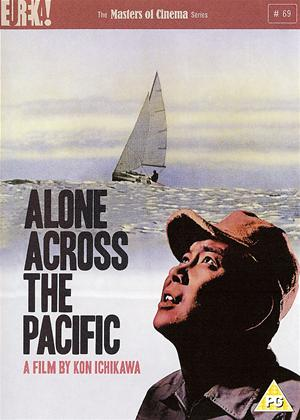 Alone Across the Pacific Online DVD Rental