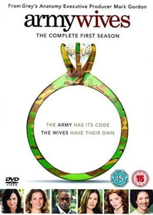 Rent Army Wives: Series 1 Online DVD Rental