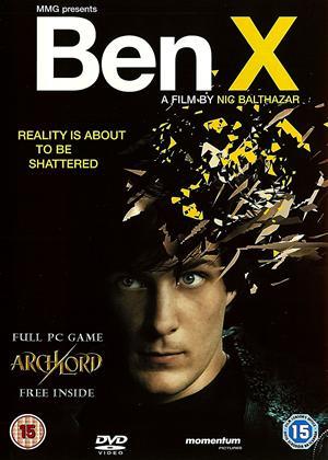 Ben X Online DVD Rental