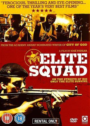 The Elite Squad Online DVD Rental