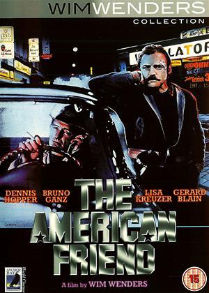Rent The American Friend (aka Der amerikanische Freund) Online DVD Rental