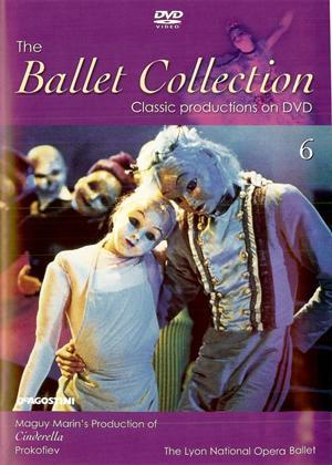 Rent Prokofiev: Cinderella: Lyon National Opera and Ballet Online DVD Rental
