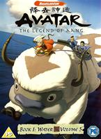 Avatar Book 1: Water: Vol.5 Online DVD Rental