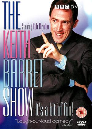 Rent The Keith Barrett Show Online DVD Rental