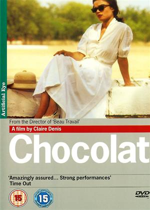 Rent Chocolat Online DVD Rental