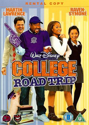 Rent College Road Trip Online DVD Rental