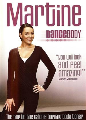 Martine McCutcheon: Dance Body Online DVD Rental