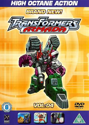 Rent Transformers Armada: Vol.4 Online DVD Rental