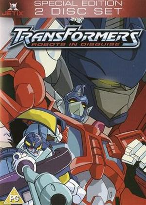 Rent Transformers: Robots in Disguise: Special Edition Online DVD Rental