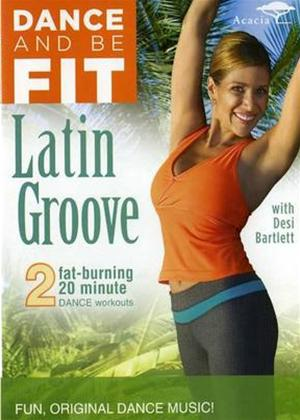 Rent Dance and Be Fit: Latin Groove Online DVD Rental