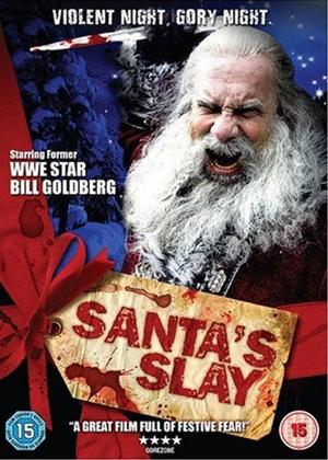 Santa's Slay Online DVD Rental