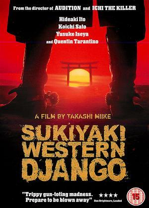 Sukiyaki Western Django Online DVD Rental