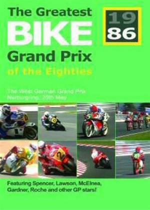 Great Bike GPs of the 80s: Germany 1986 Online DVD Rental