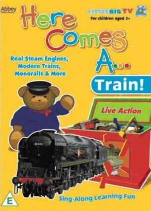 Here Comes a Train Online DVD Rental