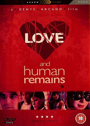 Love and Human Remains Online DVD Rental