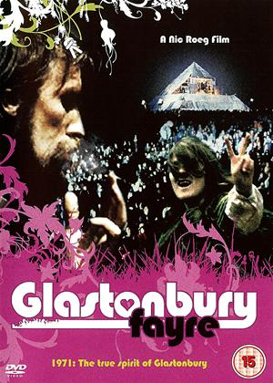 Glastonbury Fayre Online DVD Rental