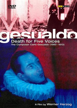 Gesualdo: Death for Five Voices Online DVD Rental