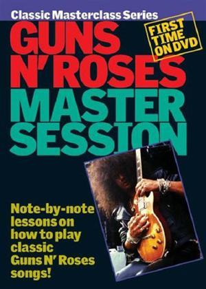 Rent Master Session: Guns 'n' Roses Online DVD Rental