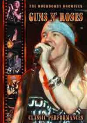 Guns'n'Roses: The Broadcast Archives Online DVD Rental