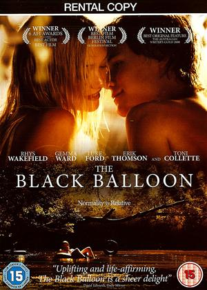 Black Balloon Online DVD Rental