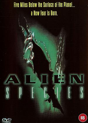 Alien Species Online DVD Rental